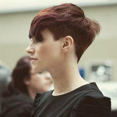 Op zoek naar een origineel kapsel voor je korte haar? Check deze 12 adembenemende korte kapsels.. - Kapsels voor haar