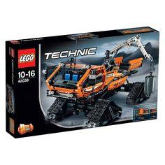 Lego 42038 - Technic Arktis-Kettenfahrzeug