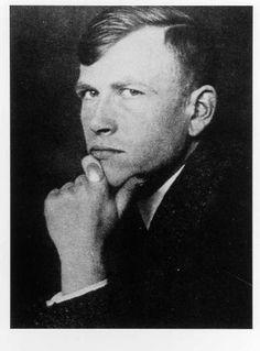 Otto Dix  -    Photo Herbert Behrens-Hangeler,    1920