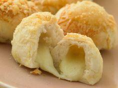 Bolitas de queso horneadas - 1h 45 min