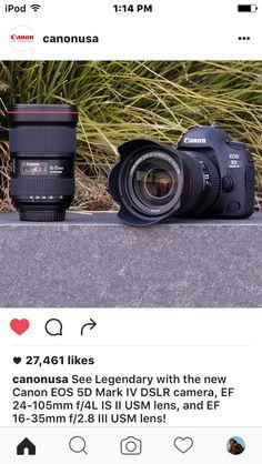4544e17a13 Canon mark IV Instagram What a beaut