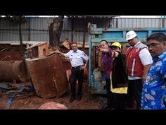 Anies selalu salahkan Ahok jika banjir melanda Jakarta