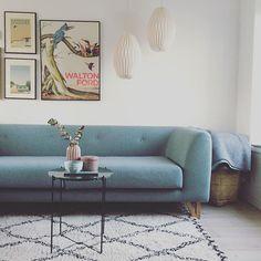 Velkommen hjem EDDIE Tak for skøn goodiebag @retrovilla #sofakompagniet #waltonford #vissevasse