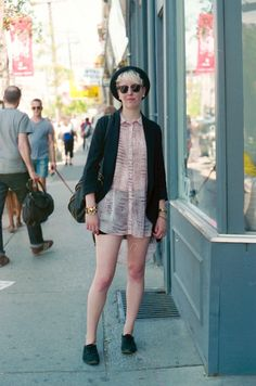 Beatrice  Toronto Street Fashion