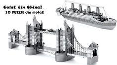 COLET DE PE SITE-UL ALIEXPRESS.COM ! #3 COLET DIN CHINA 3D PUZZLE