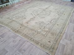Natural Area Rugs, Small Area Rugs, Rugs On Carpet, Handmade Rugs, Wool Rug, Neutral, 40 Years, Sadness, Weaving