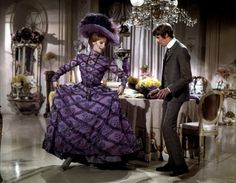 """HELLO DOLLY (1969)  Romantic comedy musical film based on the Broadway production of the same name. Dolly Levi (a strong-willed matchmaker) travels to Yonkers, New York, to find a match for the miserly """"well-known unmarried half-a-millionaire"""" Horace Vandergelder. In doing so she convinces his niece, his niece's intended, and Horace's two clerks to travel to New York City."""