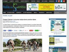 Coppa Cobram - ITALIACHECAMBIA.ORG - Coppa Cobram: le buone notizie fanno anche ridere