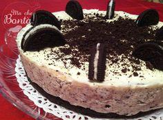 #nobake #oreo #cheesecake ITA-ENG #recipe #ricetta