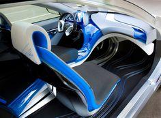 Hyundai Nuvis Concept (Interior)