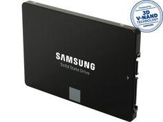 "SAMSUNG 850 EVO 2.5"" 250GB SATA III 3-D Vertical Internal Solid State Drive (SSD) MZ-75E250B/AM"