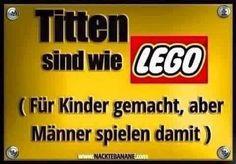 Wahre Worte!!  #lego #adult #boob #titten  #word #instamood #instacool #instagrammer #wordoftheday by alithedarkknight