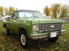 1976 Chevrolet / GMC Pick Up Truck C10 Cheyenne