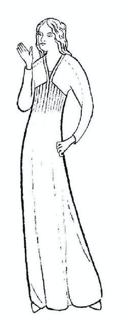 Slik var klærne i middelalderen - Aftenposten