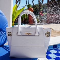 Bolsa all white com