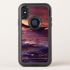 On the Horizon of the Infinite Fractalscape OtterBox Defender iPhone X Case - beauty gifts stylish beautiful cool