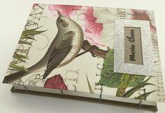 Bom dia!  E que a semana seja de muito amor! #bookbinding #encadernação #birds