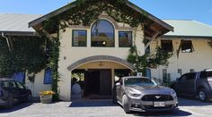 Explore at least three of Northland's award-winning wineries from the comfort of a 4X4 or Mustang convertible