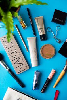 Make Up basics by Olivia Bossert