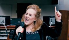 "Adele ""When We Were Young"" (Live at the Church Studios)"