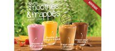Burger King lança gama de Smoothies & Frappés