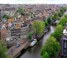 Amsterdam, i love you!