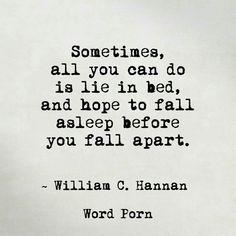 Sometimes it doesn't work.