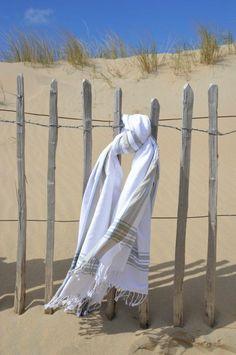 Giveaway | SOFT - Kikoy beach towel