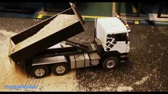 FIRST  SCANIA SMALL CAB AMAZING RC MODEL