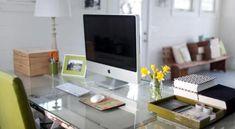 Schreibtisch selber bauen - 55 Ideen - fresHouse