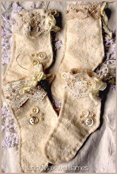 stockings. niiiiiiiice...