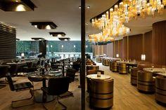 screening room at the soho hotel london london design hotels pinterest. Black Bedroom Furniture Sets. Home Design Ideas