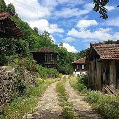 Orda bir köy var uzakta... #kurtluca #ikizce #ordu #karadeniz #turkey #memleketordu photo@hytguzel