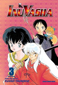 Rumiko Takahashis manga epic in its original format - 3 volumes collected in 1…