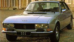 Peugeot 504 Modelle und Generationen, Technische Daten und Kraftstoffverbrauch