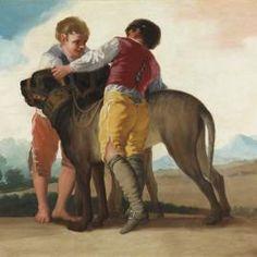 Recorridos recomendados - Museo Nacional del Prado. El reino animal