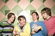 Strfkr Band Photo