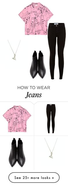 """Styles"" by lowrilester on Polyvore featuring moda e Acne Studios"