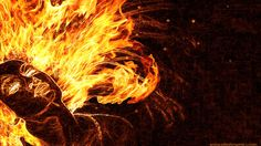 Woman in heat Abstract Wallpaper Hot Flashes, Fire, Abstract, Wallpaper, Women, Style, Posts, Google, Blog