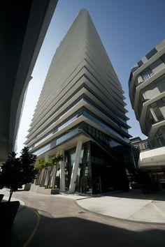 #Fin #rspkl #building #architecture #cascades