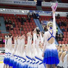 Marigold IceUnity | Helsingin Luistelijat ry. SM-seniori muodostelmaluistelujoukkue
