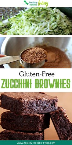 Zucchini might not be on the top of your gluten-free alternatives list, but it really makes a moist and delicious brownie. This easy dessert recipe doesn't use wheat flour, but packs a huge flavour punch- without all that refined sugar.