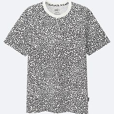 aa8afd198b 27 Best Uniqlo images   Block prints, Men wear, Keith haring shirt