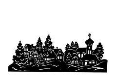 christmas+village.jpg (1600×1164)