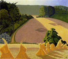 'The Cornfield' by John Nash (B149)