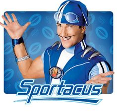 Lazy Town is a children's show that promotes healthy eating and physical activity!