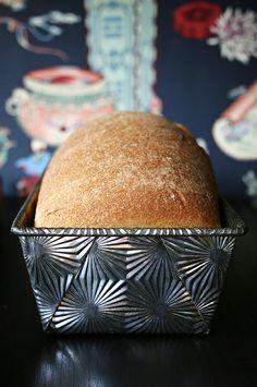 Fresh Baked Honey Wheat Bread by Beth Kirby   {local milk}, via Flickr