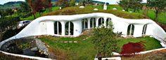 Underground home in Dietikon, Switzerland