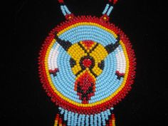 buffalo skull necklace native american by deancouchie on Etsy