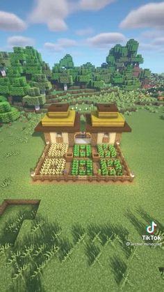 Craft Minecraft, Minecraft House Plans, Minecraft Mansion, Minecraft Cottage, Minecraft Houses Survival, Cute Minecraft Houses, Minecraft House Tutorials, Minecraft Room, Minecraft House Designs